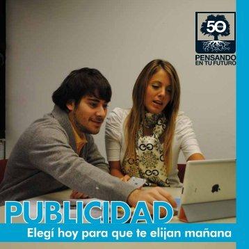 publicidad - Universidad Argentina de la Empresa