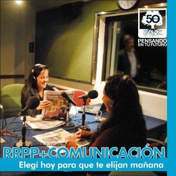 rrpp+comunicación - Universidad Argentina de la Empresa