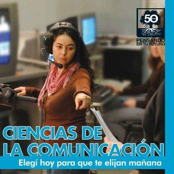 ciencias de la comunicación - Universidad Argentina de la Empresa