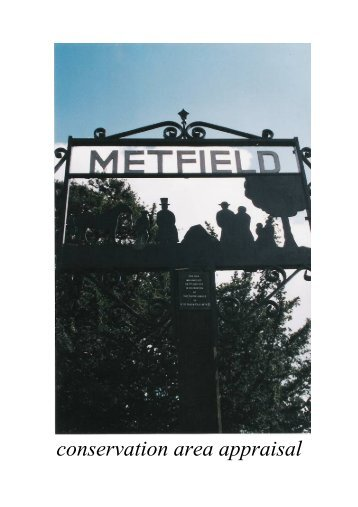 Metfield - Mid Suffolk District Council