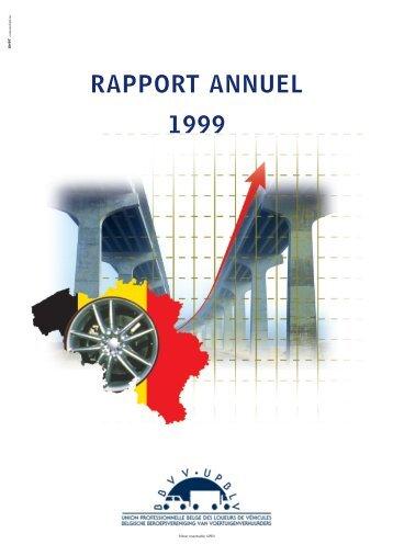1999 RAPPORT ANNUEL - Renta