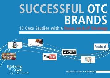 SUCCESSFUL OTC BRANDS - Nicholas Hall & Company
