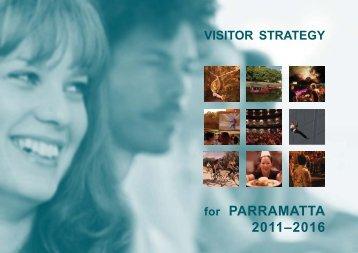 Visitor Strategy for Parramatta 2011 - 2016 - Parramatta City Council