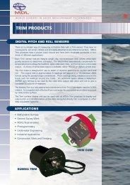 TRIM PRODUCTS - ShipServ