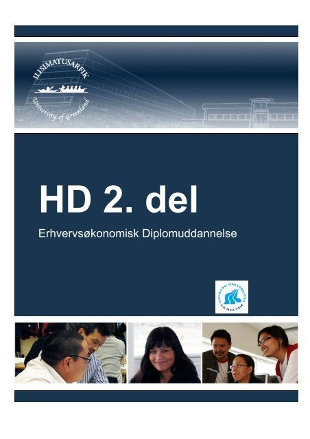 brochure HD 2 del 12 april 2011 - Ilisimatusarfik