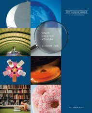 2007 Annual Report (English) - The Carlyle Group