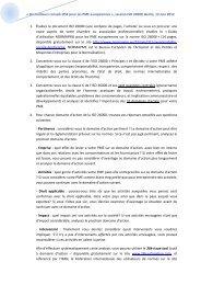 « De meilleurs conseils RSE pour les PME européennes », session ...