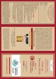 DEPLIANT MONZA 2010.pdf - Concorsi Letterari
