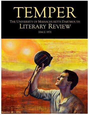 FINAL Temper MAC Version 3 Jun - University of Massachusetts ...