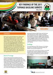 Fact Sheet - Measurement, Learning & Evaluation Project