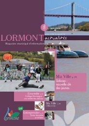 Lormont Actualités n°86