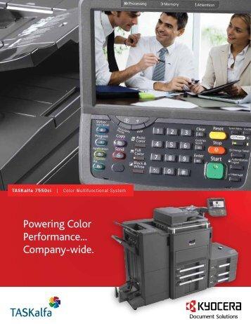 TA7550ci_4pg Brochure.pdf - KYOCERA Document Solutions