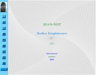 Jean-not, poème (2001) - Equivalences.org