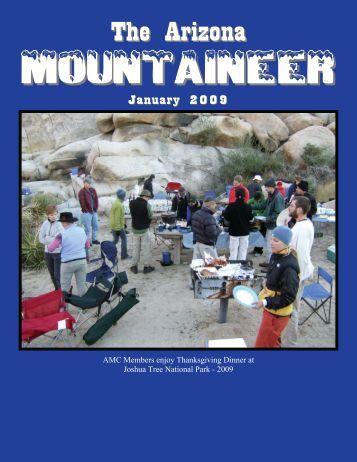 The Arizona - Arizona Mountaineering Club