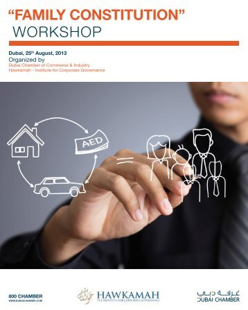 Family Constitution Workshop - Hawkamah, the Institute for ...