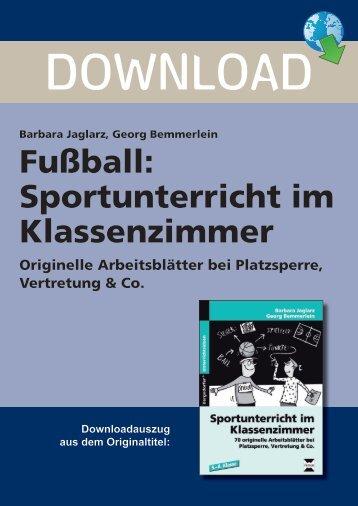 Hat Ihnen dieser Download gefallen? - Persen Verlag GmbH