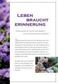 Leben braucht Erinnerung - Genossenschaft Württembergischer ... - Seite 3