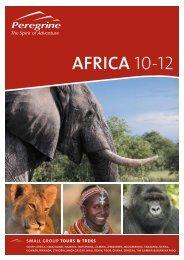 AFRICA 10-12 - Peregrine Adventures