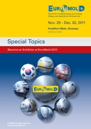 Special Topics - EuroMold
