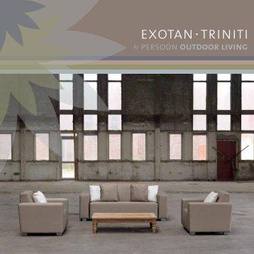 exotan triniti - Persoon Outdoor Living