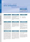 Service- und Bestellhinweise Service- und Bestellhinweise - Seite 4