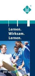 Flyer Lernen und Lehren 02.pdf, Seite 6 - persolog GmbH