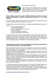 Henaff pr8 coP juin 2009 - Le Pacte Mondial