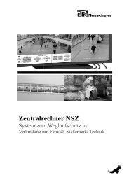Zentralrechner NSZ - Neuscheler