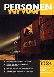 P v - Personen Vervoer Magazine