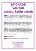 Kollektion Vante - Katrin Bawah - Page 2