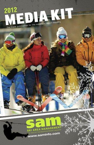 MEDIAKIT - Ski Area Management