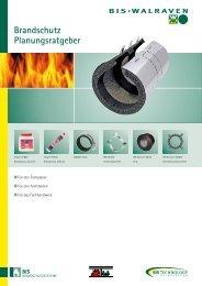 Brandschutz Planungsratgeber - SHK-Journal