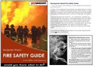 Backpacker Hostel Fire Safety Guide - Gapyear.com