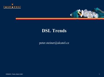 DSL Trends