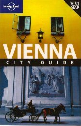 Lonely Planet Vienna Guide - Shopping with Lucie!