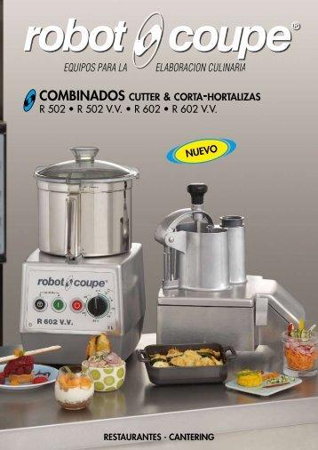 CoMbInados CUTTER & CORTA-HORTALIZAS - Utilcentre