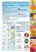 CoMbInados CUTTER & CORTA-HORTALIZAS - Utilcentre - Page 3