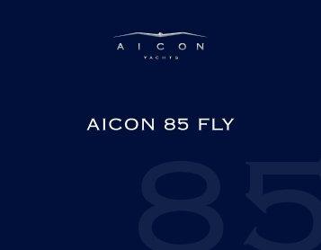 AICON 85 FLY - Comfort Marine