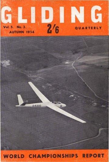 Volume 5 No 3 autumn 1954.pdf - Lakes Gliding Club
