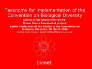 R.Smith, BioNET