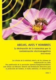 ABEJAS, AVES Y HOMBRES - Kompetenzinitiative