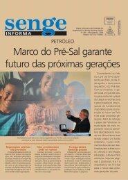 Marco do Pré-Sal garante futuro das próximas gerações - Senge-MG