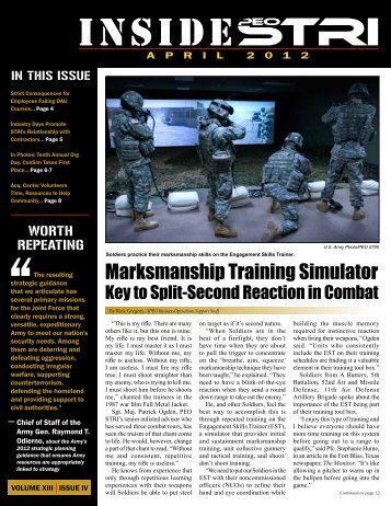 REAd ALL AbOuT IT! Acquisition Instruction ... - PEO STRI - U.S. Army