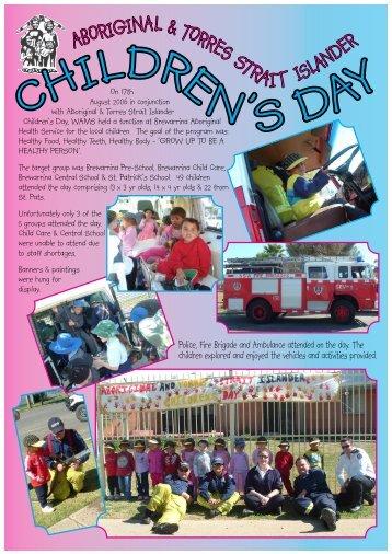 Brewarrina Children's Day - WAMS