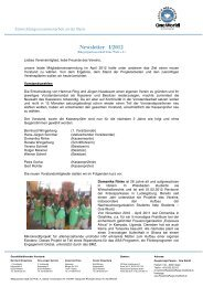 Newsletter I/2012 - People help People