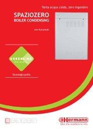 spaziozero boiler condensing - Certificazione energetica edifici