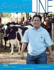 Batangas Agribusiness Center, Inc. - Planters Development Bank