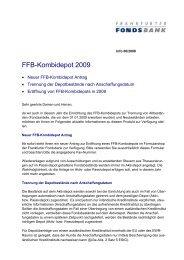 FFB-Kombidepot 2009