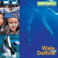 Wale Delfine - Greenpeace