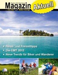 Reise- und Freizeittipps Die CMT 2012 Neue ... - Perlen der Wirtschaft